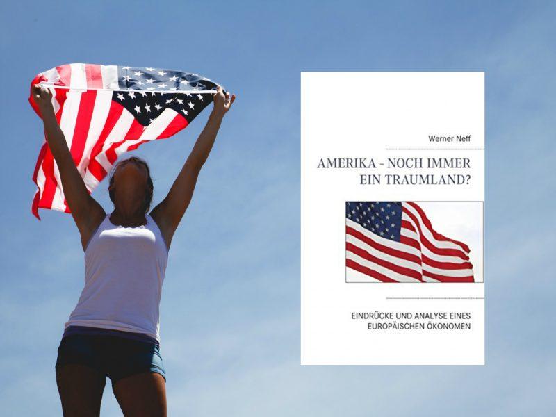 Amerika - Immer noch ein Traumland - Portfolio Cover