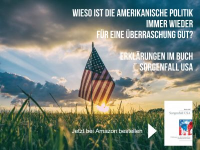 Amerikanische Politik - Sorgenfall USA