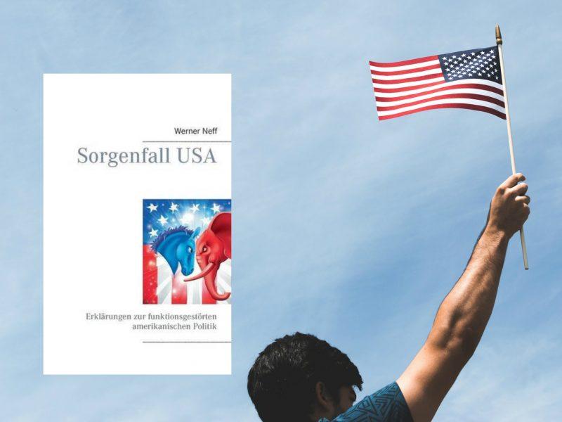 Sorgenfall USA - Portfolio Cover