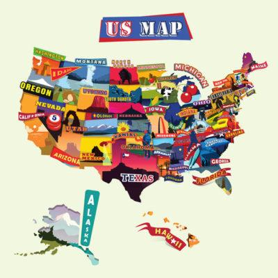 Regionaler Mindestlohn Bundesstaat - Sorgenfall USA, Werner Neff
